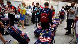 Символы России - под запретом на чемпионате мира в Лондоне.