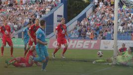 """Вчера. Калининград. """"Балтика"""" - """"Енисей"""" - 0:5. До второго тайма шла равная игра."""
