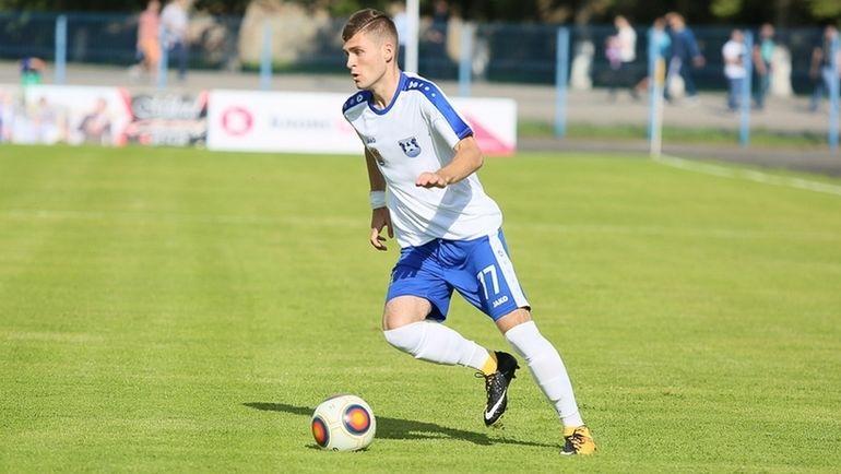 Дмитрий СКОПИНЦЕВ. Фото fc-baltika.ru