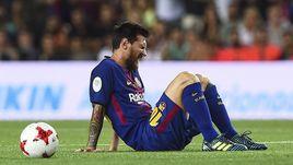 """Воскресенье. Барселона. """"Барселона"""" - """"Реал"""" - 1:3. У Лионеля МЕССИ и его партнеров еще будет шанс отыграться."""