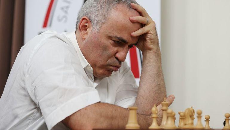Каспаров напомнил старого боксера. Шахматы Спорт-Экспресс