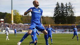 Константин РАУШ, имеющий немецкое гражданство, впервые вызван на сбор российской национальной команды.