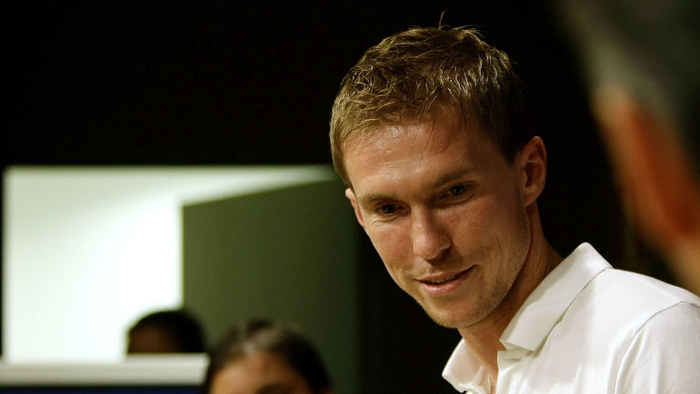 2008 год. Александр ГЛЕБ. Фото Reuters