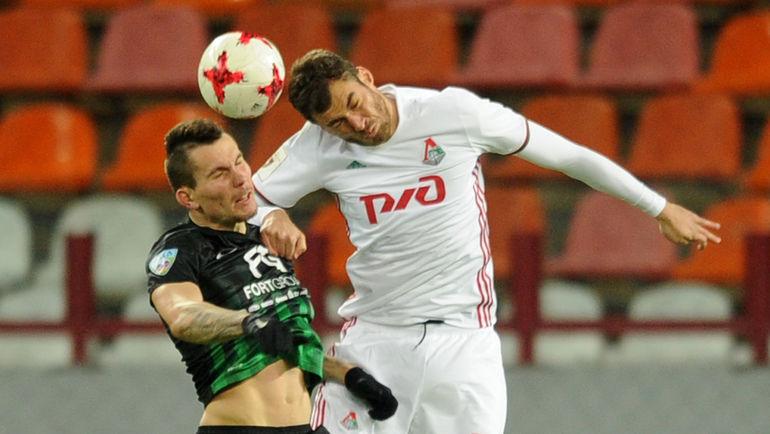 Антон ЗАБОЛОТНЫЙ (слева). Фото Алексей ИВАНОВ