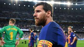 """Среда. Мадрид. """"Реал"""" - """"Барселона"""" - 2:0. Лионель МЕССИ не смог остановить мадридскую команду."""
