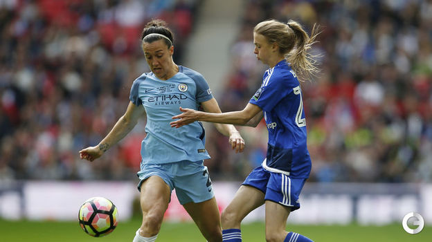 """Люси БРОНЗ (Англия, Манчестер Сити""""). Фото Reuters"""