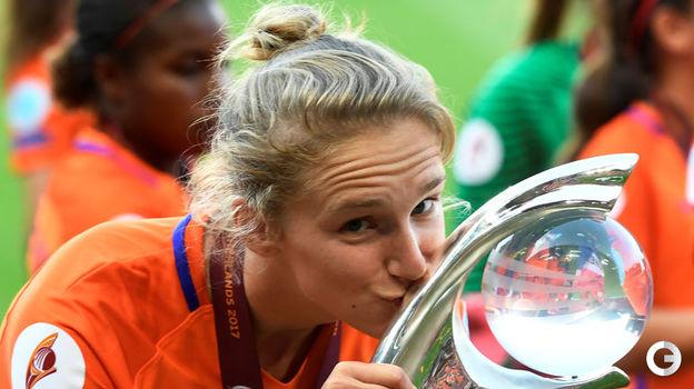 """Вивиен МИДЕМА (Голландия, """"Бавария""""). Фото Reuters"""