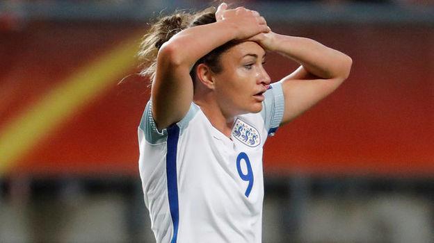 """Джоди ТЕЙЛОР (Англия, """"Арсенал""""). Фото Reuters"""