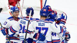 Четверг. Санкт-Петербург. СКА выиграл домашний предсезонный турнир.