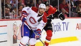"""Андрей МАРКОВ, сыгравший в составе """"Монреаля"""" в 990 матчах НХЛ, вошел в историю """"Канадиенс"""" как один из самых результативных защитников."""