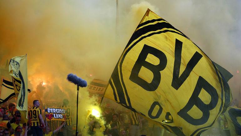 В Германии поняли, что футбол - игра для болельщиков. Фото REUTERS