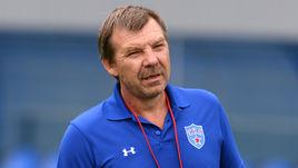 Главный тренер СКА Олег ЗНАРОК.