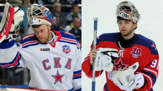 Микко КОСКИНЕН и Илья СОРОКИН. Фото «СЭ»