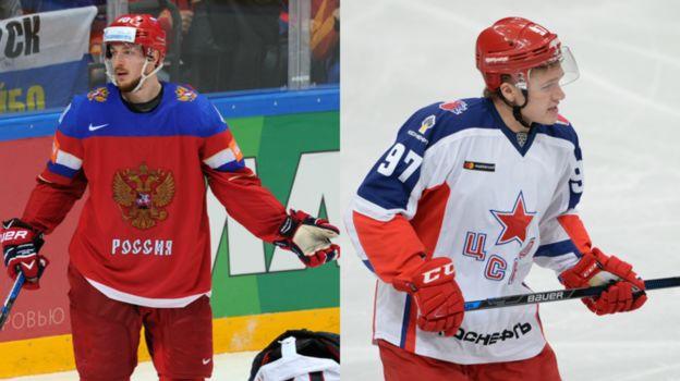 Сергей КАЛИНИН и Кирилл КАПРИЗОВ. Фото «СЭ»