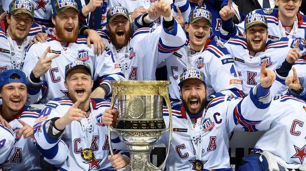 Повторит ли СКА успех прошлого сезона? Фото photo.khl.ru