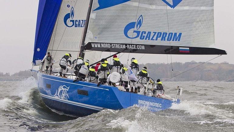 Nord Stream Race.
