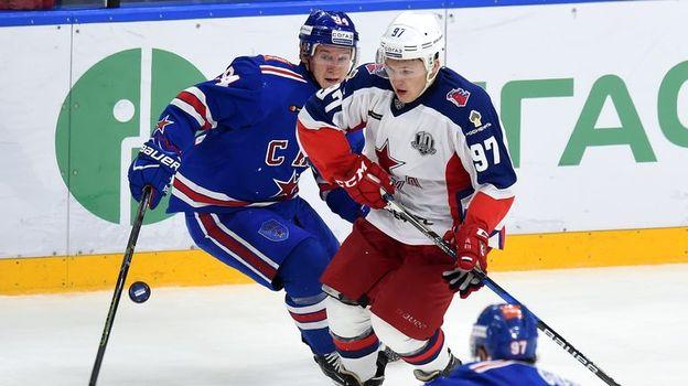 СКА и ЦСКА до конца регулярки сыграют только один раз. Почему?