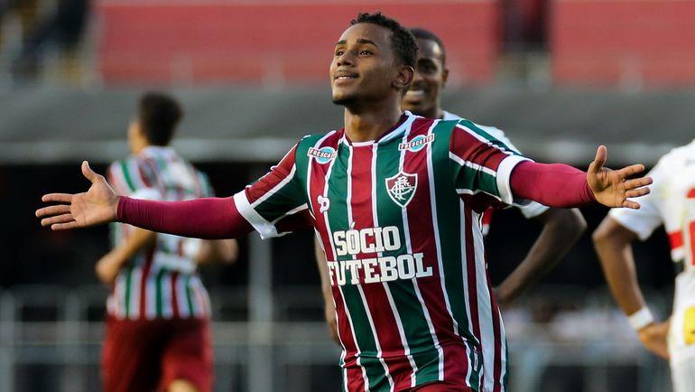 ВЕНДЕЛ. Фото fluminense.com.br