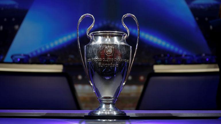 Жеребьевка Лиги чемпионов. LIVE! Фото Reuters