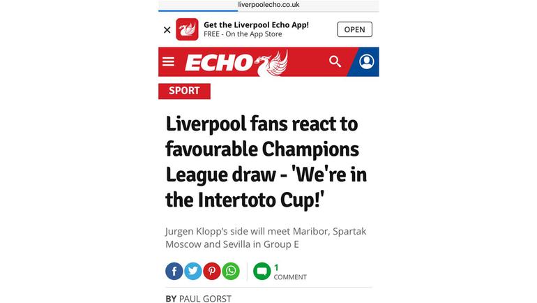 Liverpool Echo.