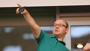 Илья ГЕРКУС. Фото Александр ФЕДОРОВ, «СЭ»