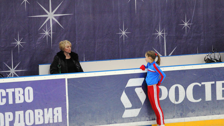Юлия ЛИПНИЦКАЯ с мамой Даниэлой. Фото Юлия КОМАРОВА