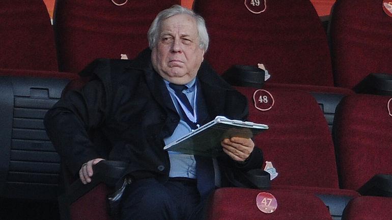 Андрей БУДОГОССКИЙ. Фото Алексей ИВАНОВ