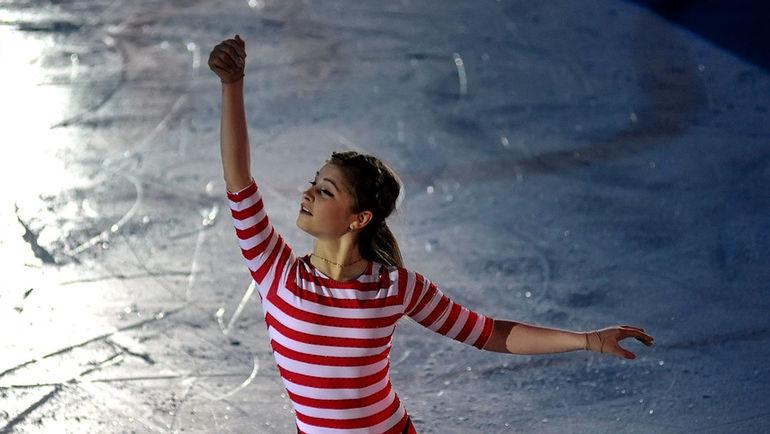 Россия потеряла фигуристку Юлию Лепницкую