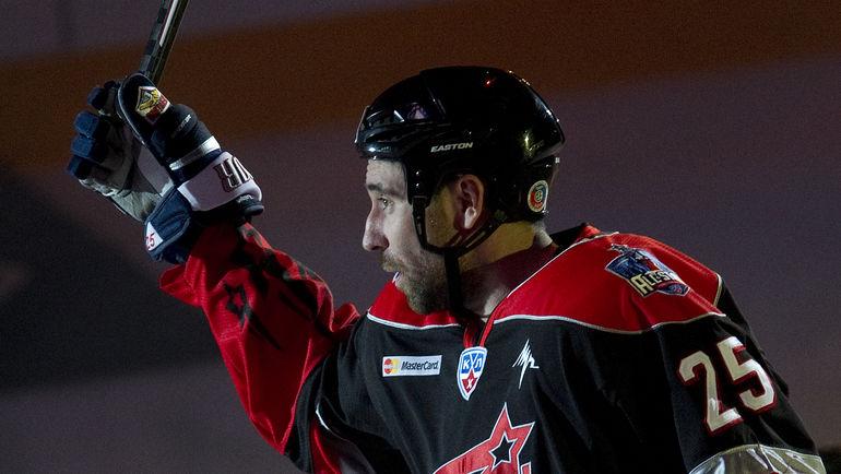 "Данис ЗАРИПОВ: НХЛ ждет. Фото Александр ФЕДОРОВ, ""СЭ"""