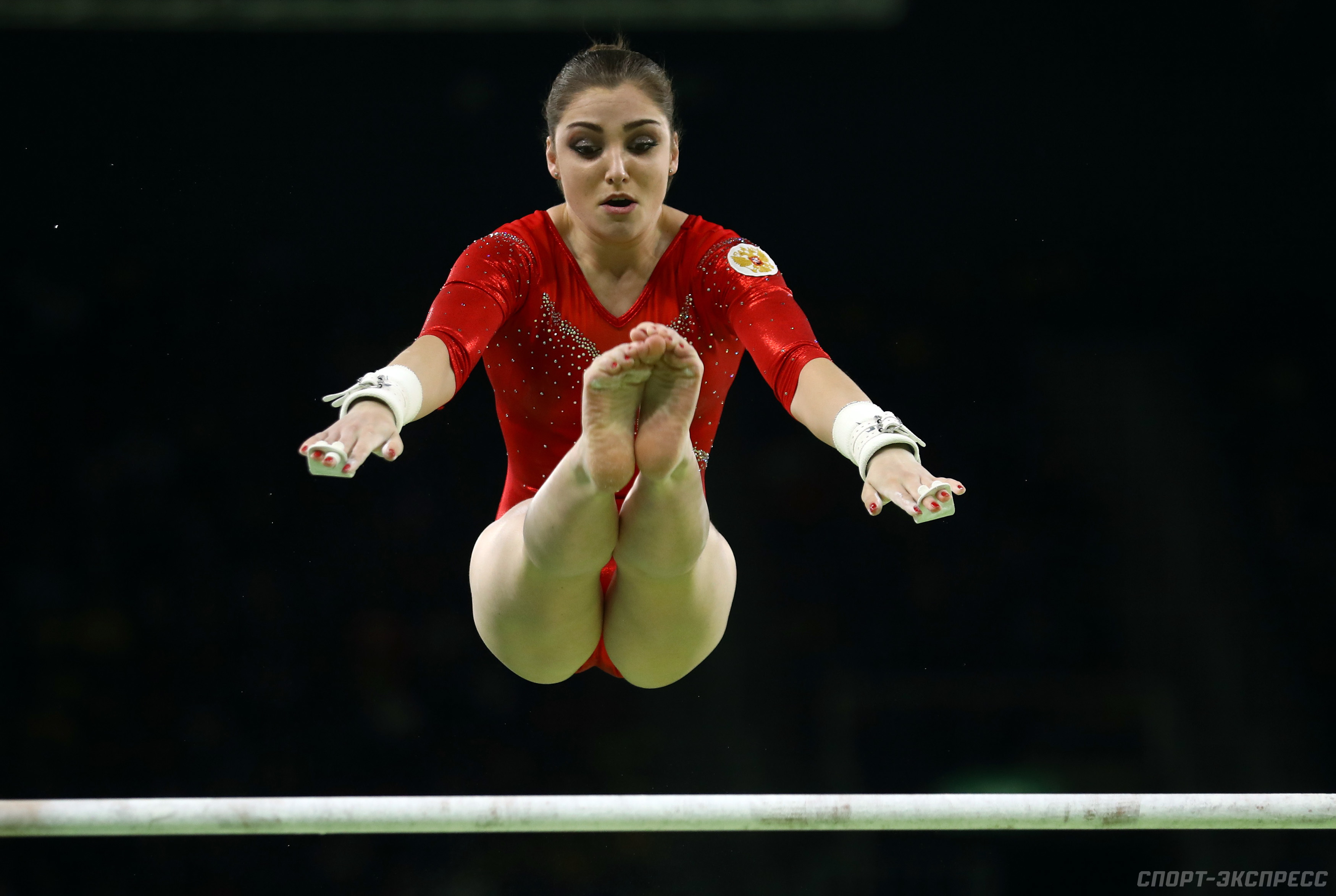 Aliya Mustafina Nude Photos 20