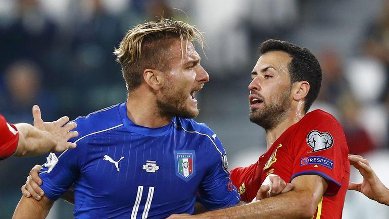 Чемпионат мира по футболу испания италия