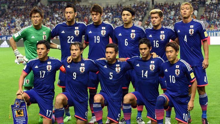 Сборная Японии приедет на чемпионат мира в Россию.