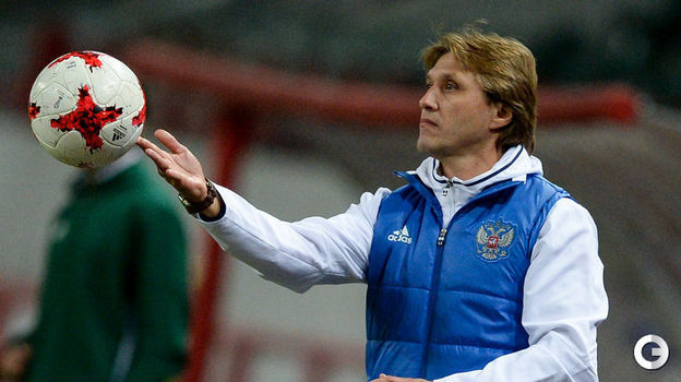 Четверг. Москва. Россия - Армения - 0:0. Фото Дарья ИСАЕВА,