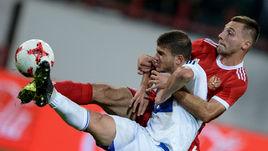 Четверг. Москва. Россия – Армения – 0:0.