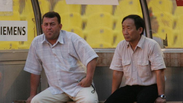 Олег ГАРИН (слева). Фото Александр ВИЛЬФ