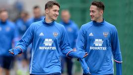 Алексей (слева) и Антон МИРАНЧУКИ в сборной.