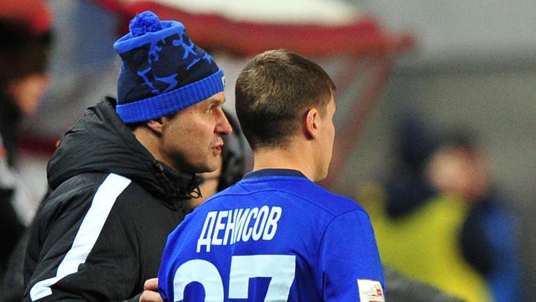 """Андрей КОБЕЛЕВ (слева) и Игорь ДЕНИСОВ. Фото Александр ФЕДОРОВ, """"СЭ"""""""