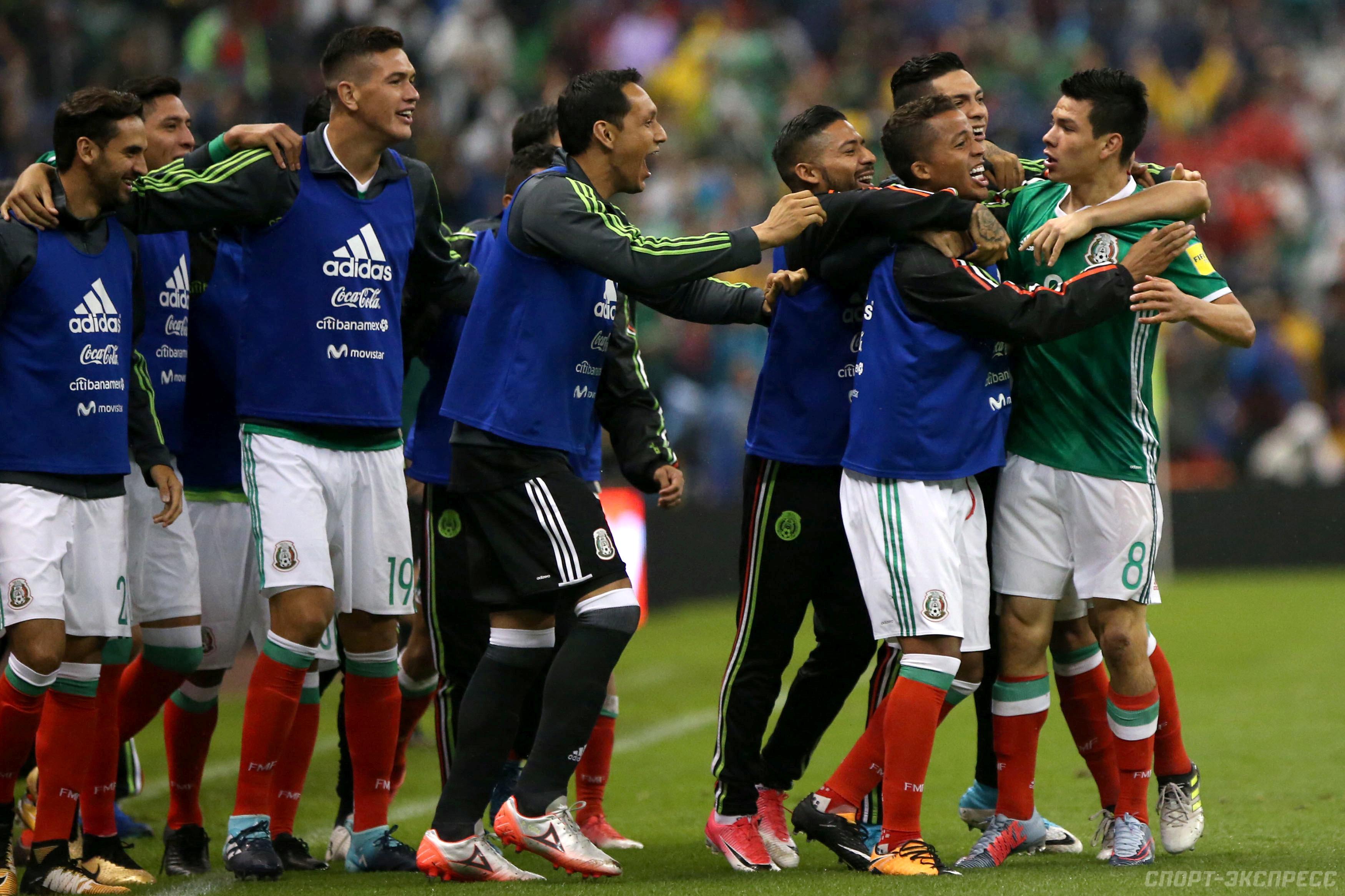 Прогноз на матч Бразилия - Мексика: мексиканцы победят с форой 1,5