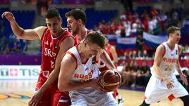 Сегодня. Стамбул. Россия - Сербия - 75:72. Подопечные Сергея Базаревича одержали вторую победу подряд.