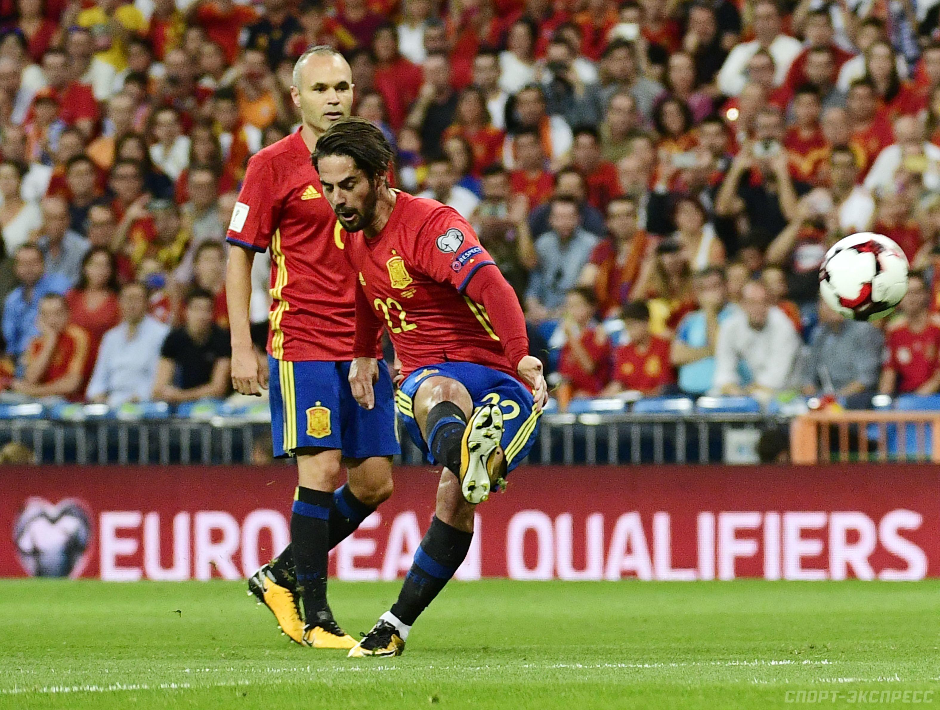 Прогноз на матч Италия - Испания