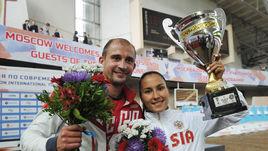 Лесун и Губайдуллина взяли Кубок Кремля