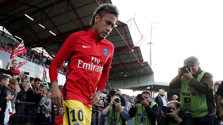 НЕЙМАР - футболист, за которого заплатили 222 миллиона евро. Фото REUTERS