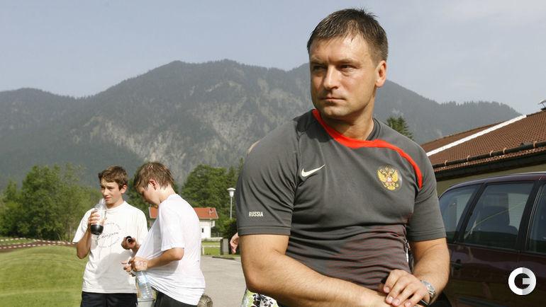2008 год. Игорь КОРНЕЕВ.