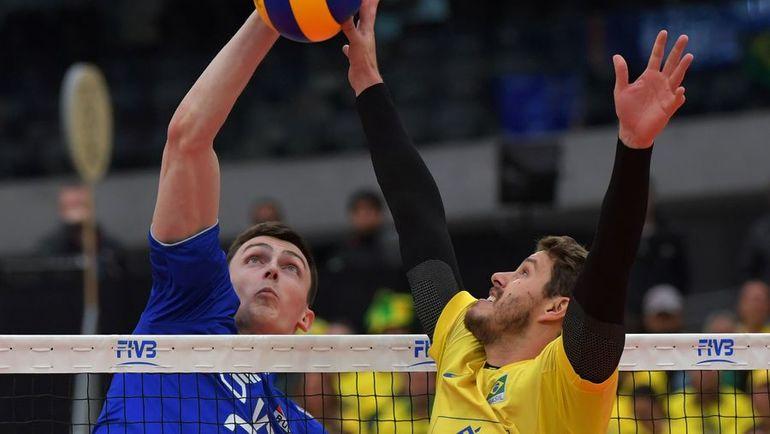 Ильяс КУРКАЕВ (слева). Фото AFP