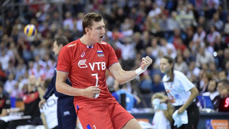 Дмитрий ВОЛКОВ. Фото CEV