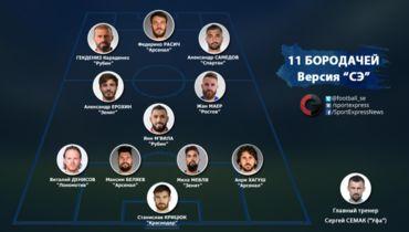 Российская футбольная бородатая лига. Как она выглядит