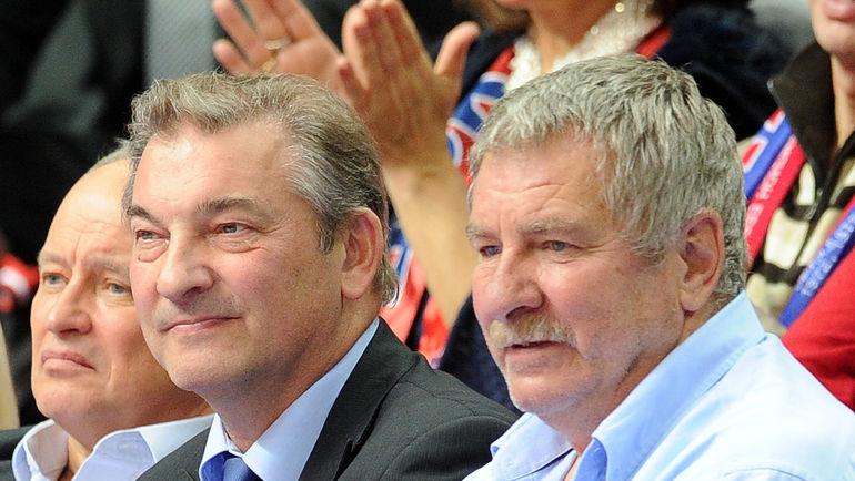 Иван ЕДЕШКО (справа). Фото Алексей ИВАНОВ