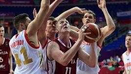 С кем Россия сыграет в плей-офф Евробаскета-2017?