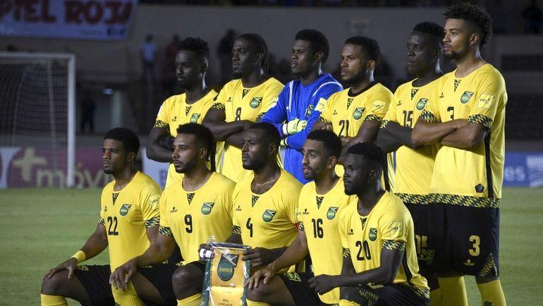 Сборная Ямайки - мимо ЧМ-2018. Фото AFP