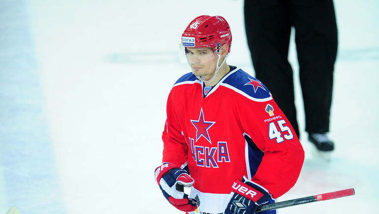 Александр КУТУЗОВ. Фото Никита УСПЕНСКИЙ